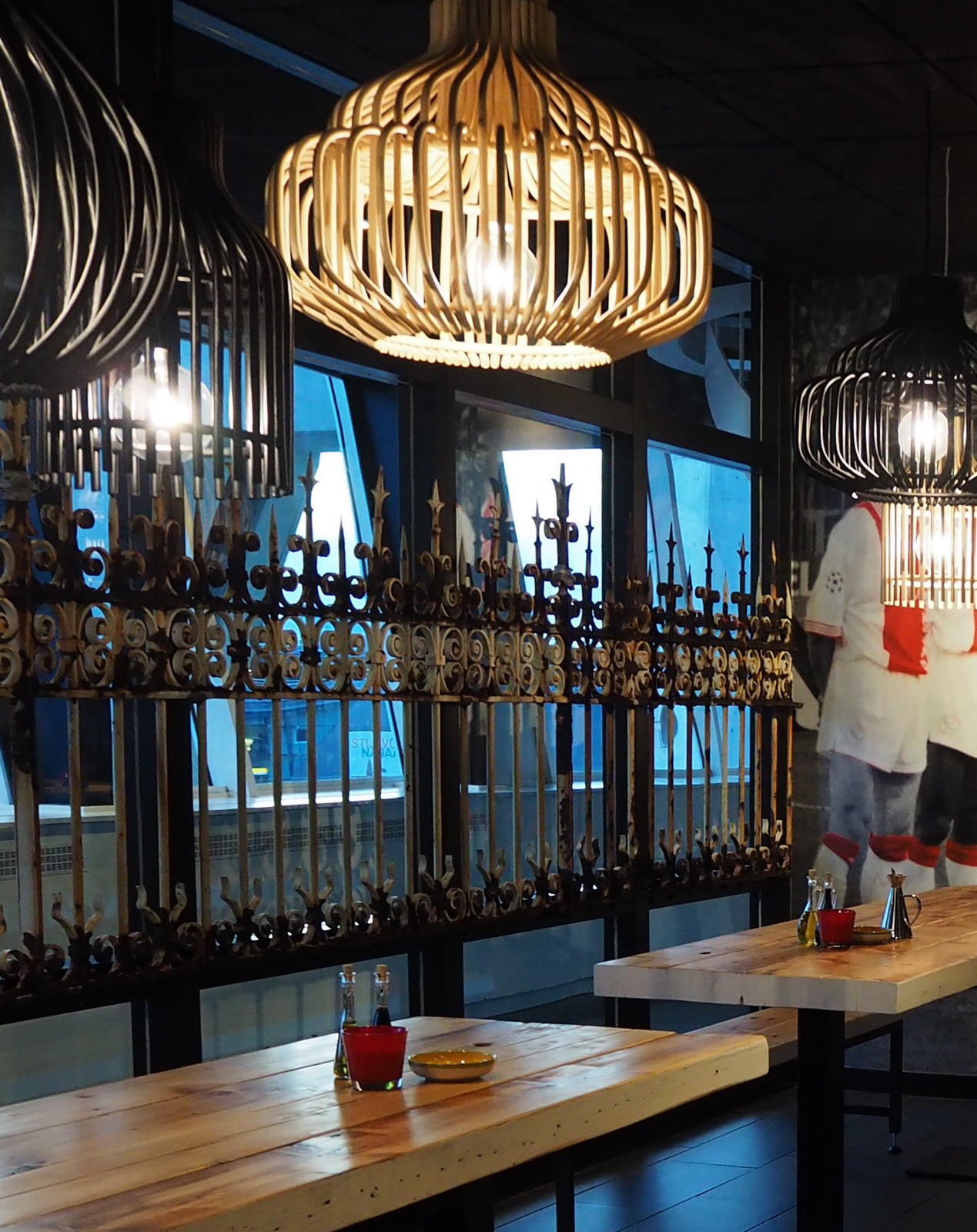 Skybox Ajax Amsterdam Arena Rome 96 restaurant, Vincent Sheppard, Jeroen de Nijs