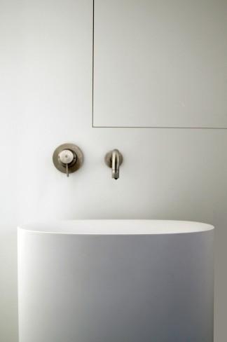 Penthouse bathroom, Amsterdam Zuid