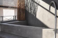 Brick villa bathroom, Heiloo