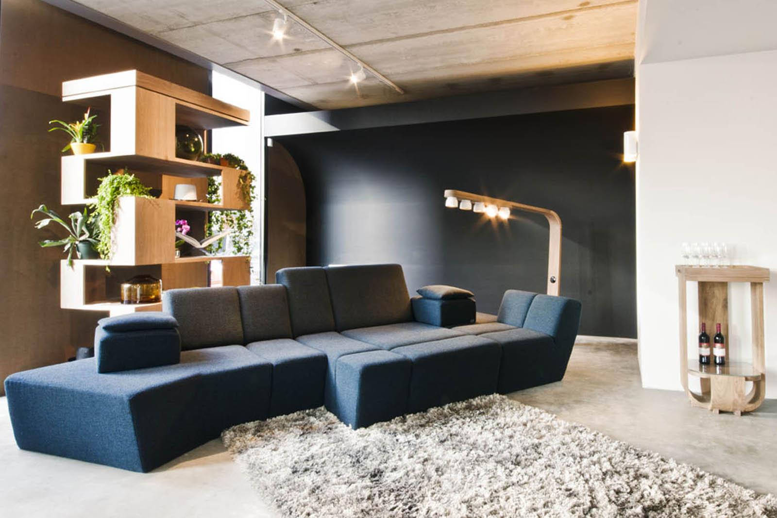 Lounge, De Klimaatbeheerser, by Jeroen de Nijs