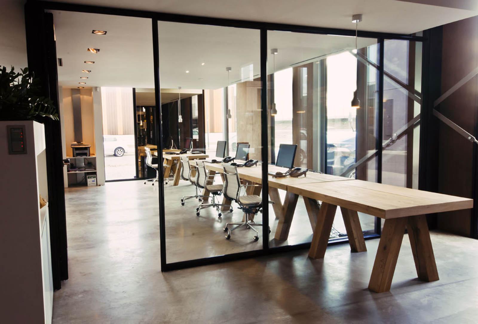 Office, De Klimaatbeheerser, by Jeroen de Nijs