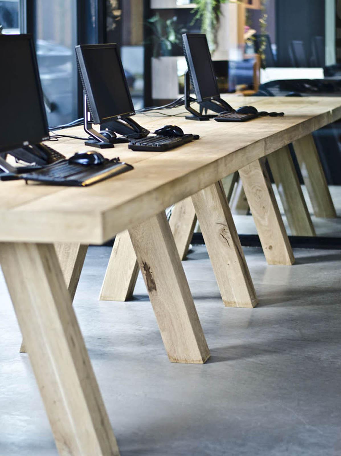 Desk, De Klimaatbeheerser, by Jeroen de Nijs