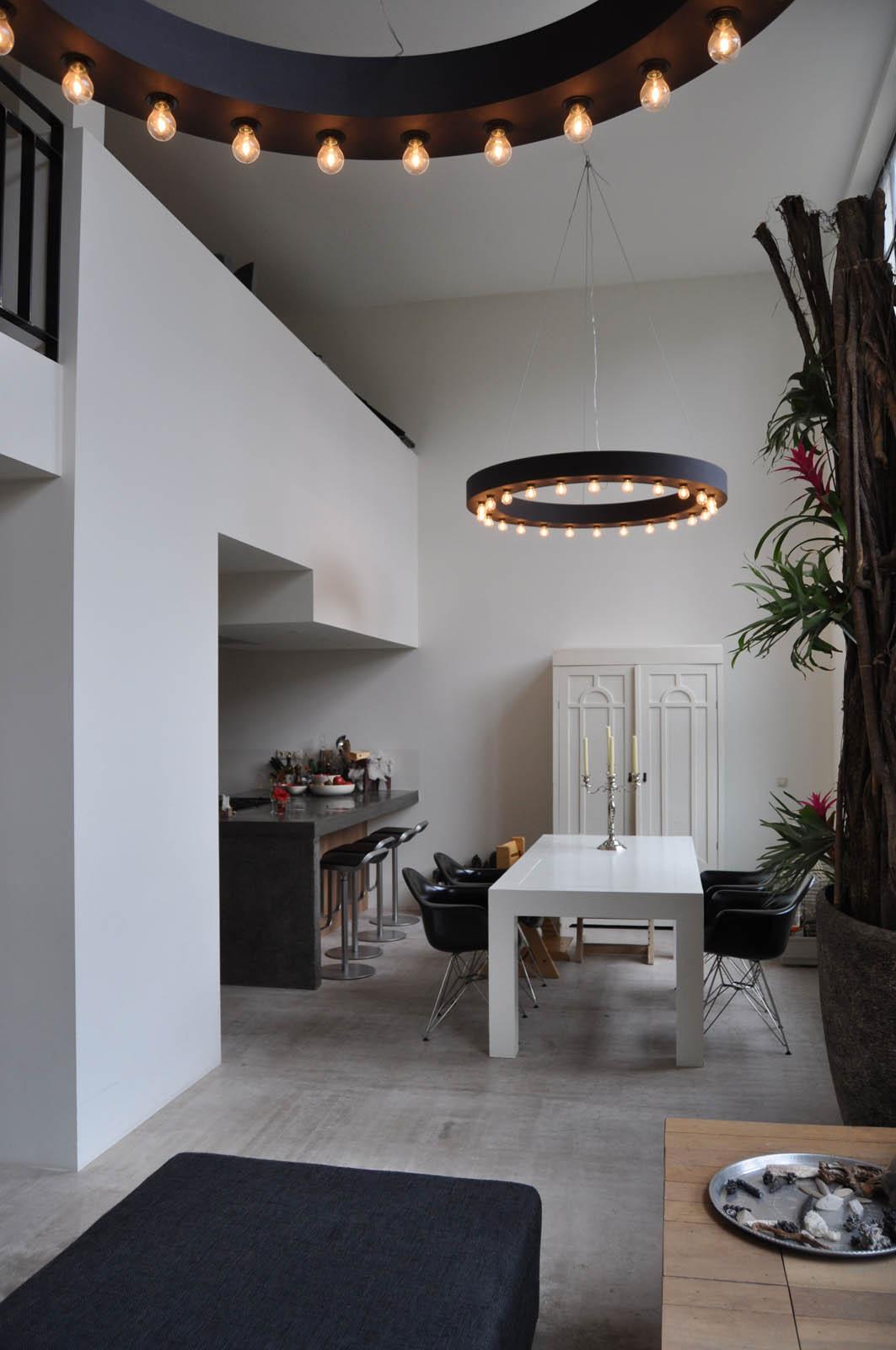 Kitchen, Ripperda kazerne, by Jeroen de Nijs