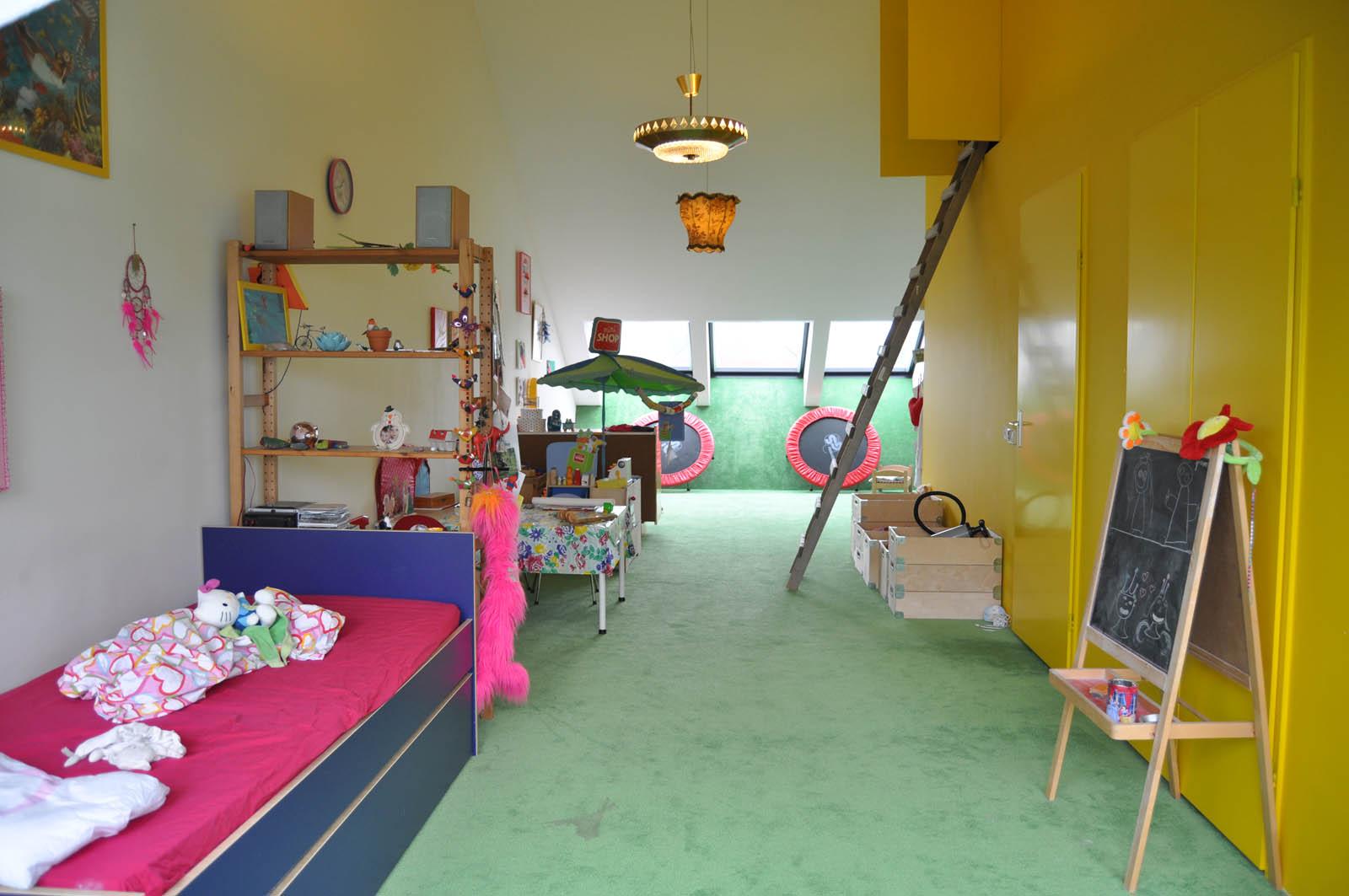 Playroom, Ripperda kazerne, by Jeroen de Nijs