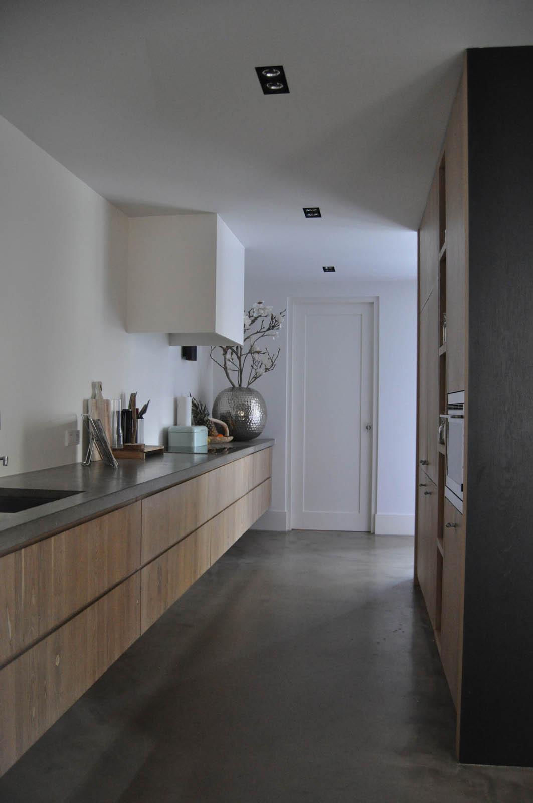 Jeroen de Nijs house Alkmaar kitchen