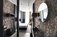 Piet Hein hotel bathroom, Amsterdam
