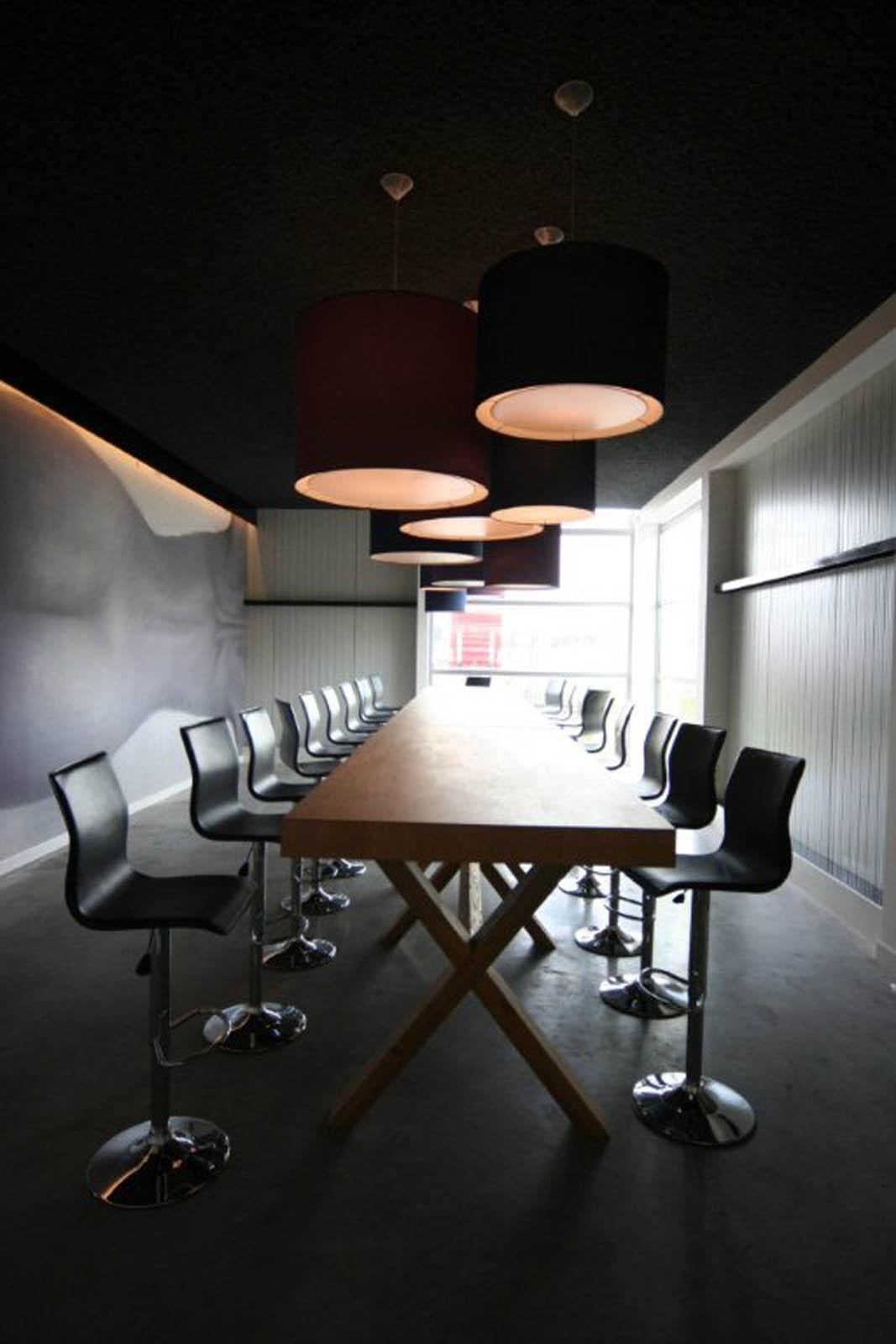 Canteen, Office building Intal, by Jeroen de Nijs