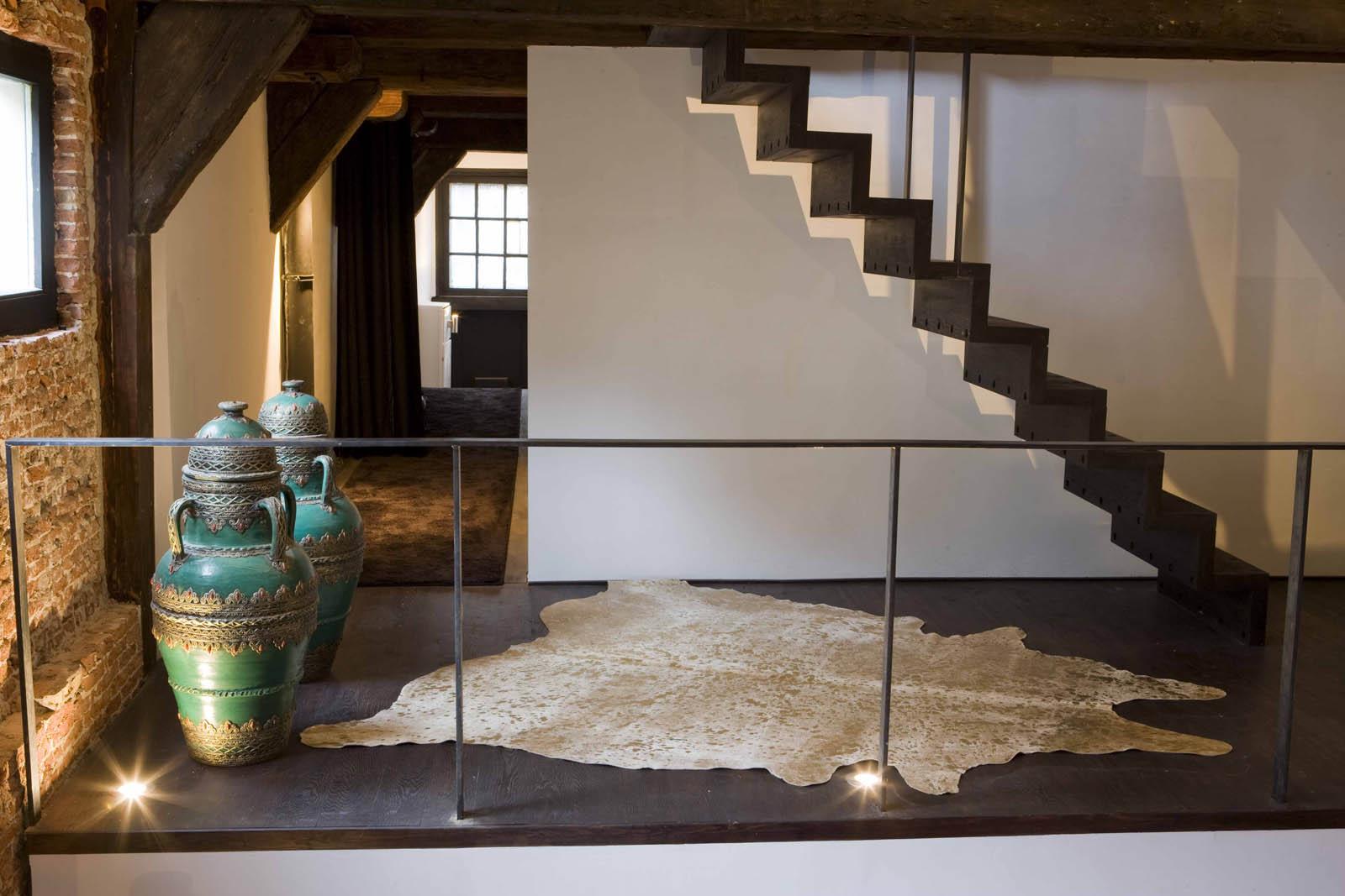 Stair, Loft Amsterdam, by Jeroen de Nijs