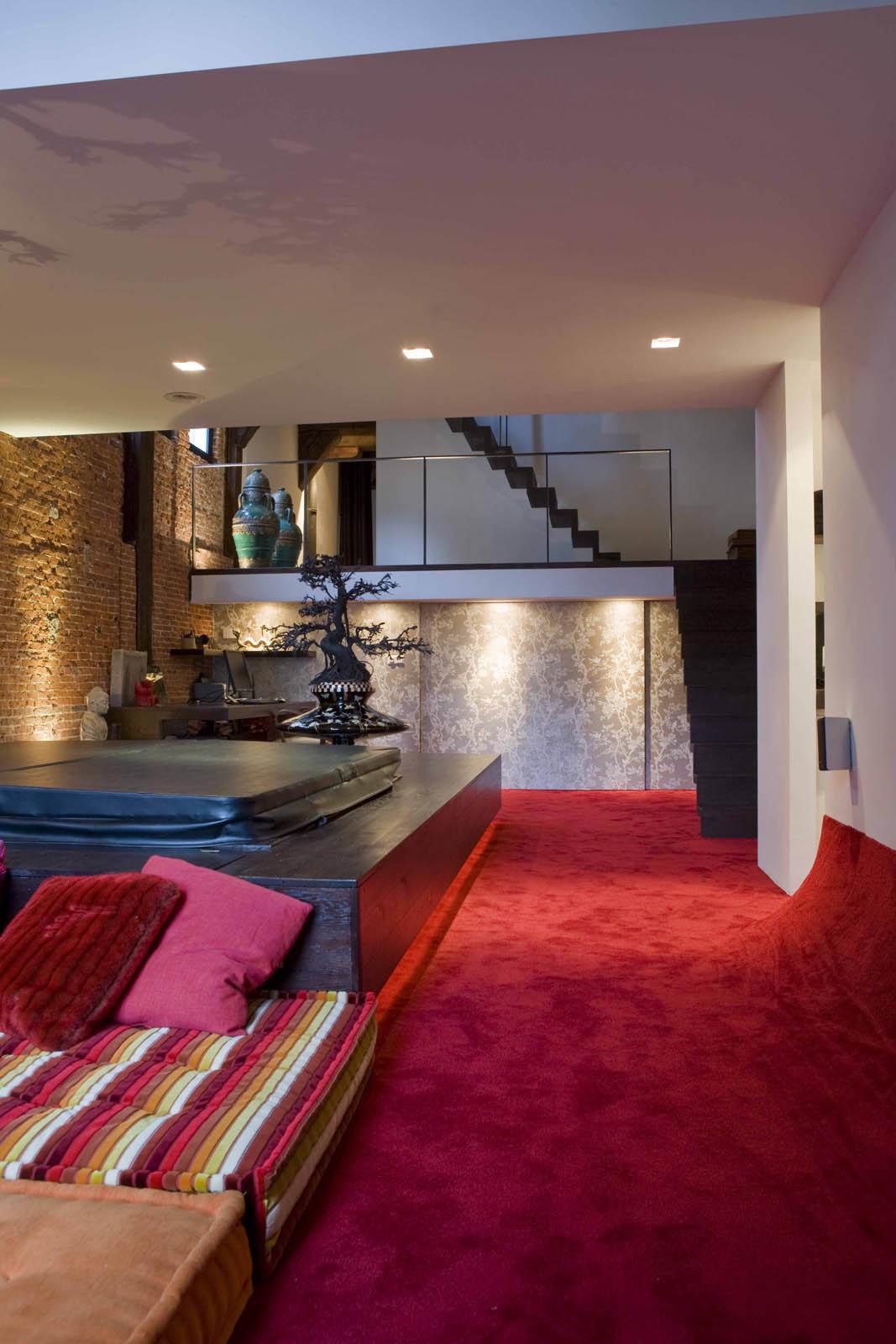 Room, Loft Amsterdam, by Jeroen de Nijs