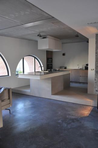 Loft kitchen, Alkmaar