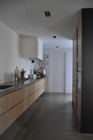 Private house kitchen, Alkmaar