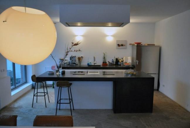 Loft IJ Kitchen, Amsterdam