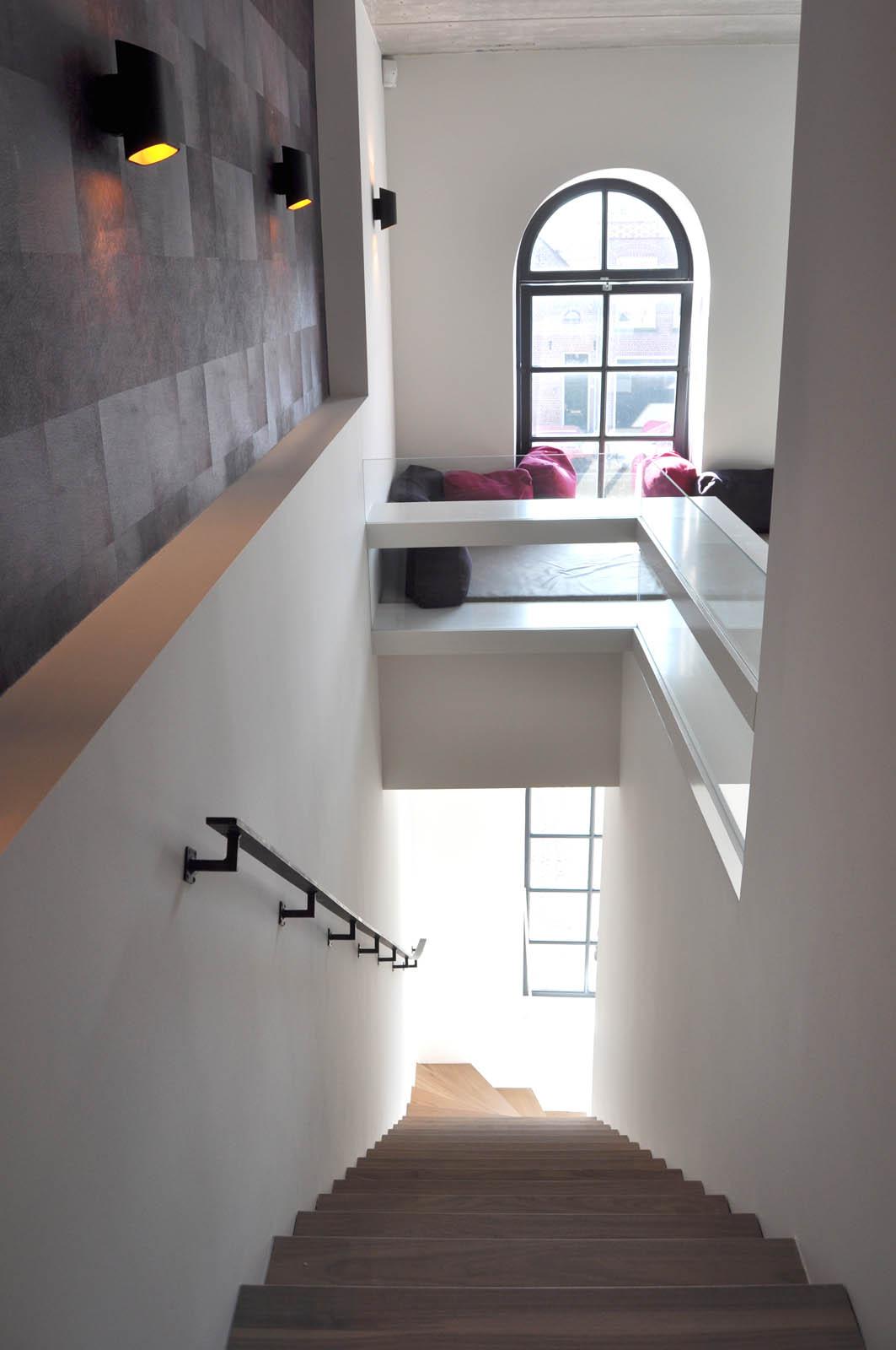 Stair, Loft Alkmaar, by Jeroen de Nijs