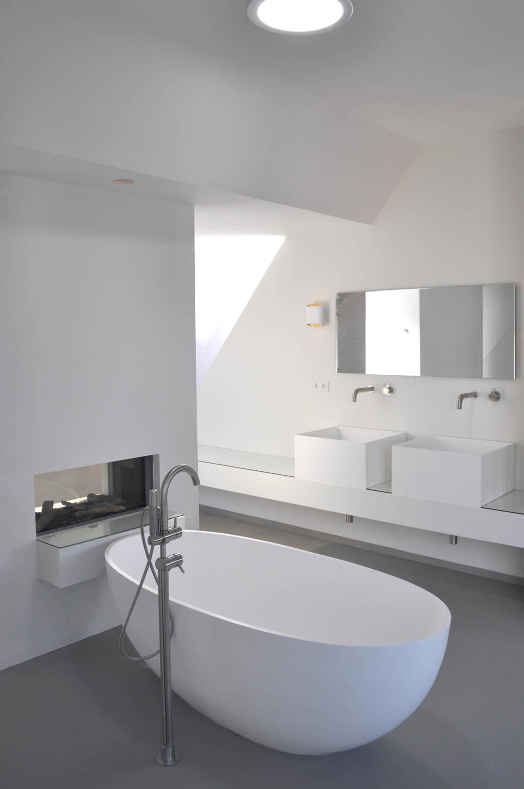 Bathroom, Loft Alkmaar, by Jeroen de Nijs