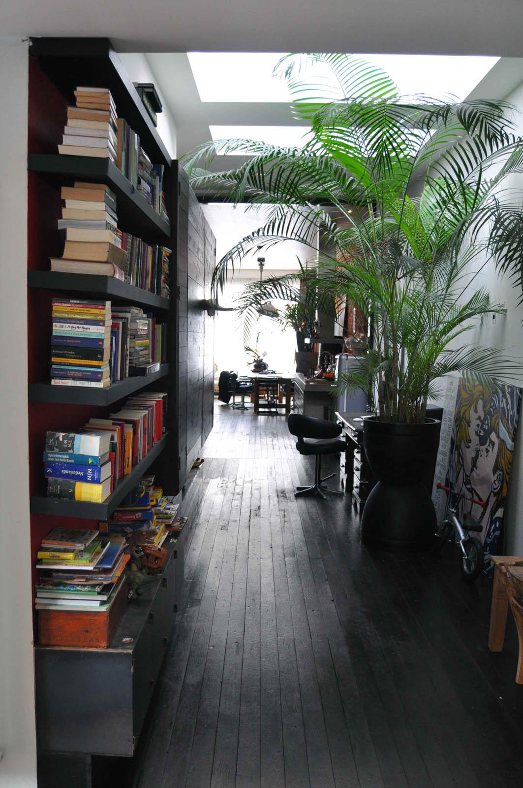 study, loft by Jeroen de Nijs
