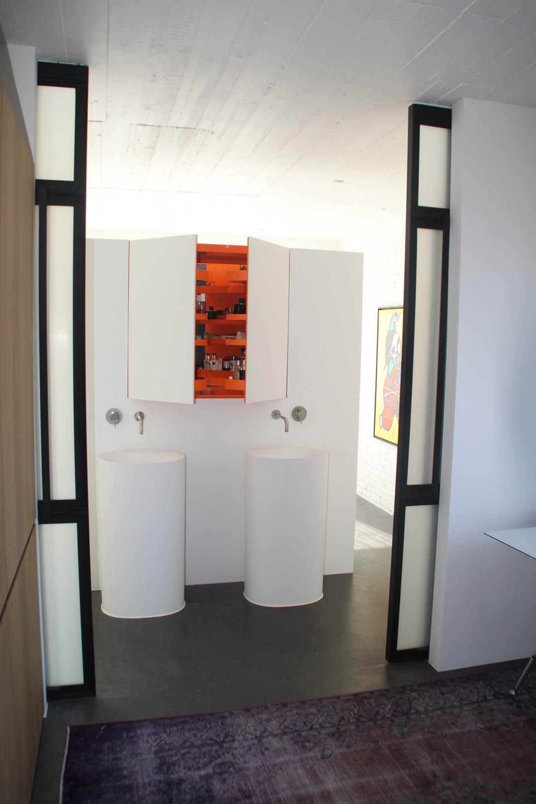 Sink, Loft Amsterdam, by Jeroen de Nijs