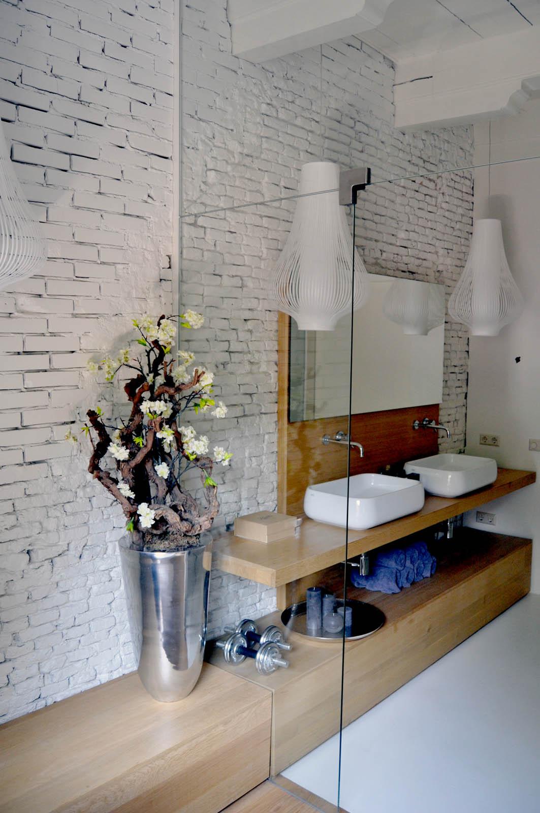 Bathroom, Mansion Abcoude, by Jeroen de Nijs