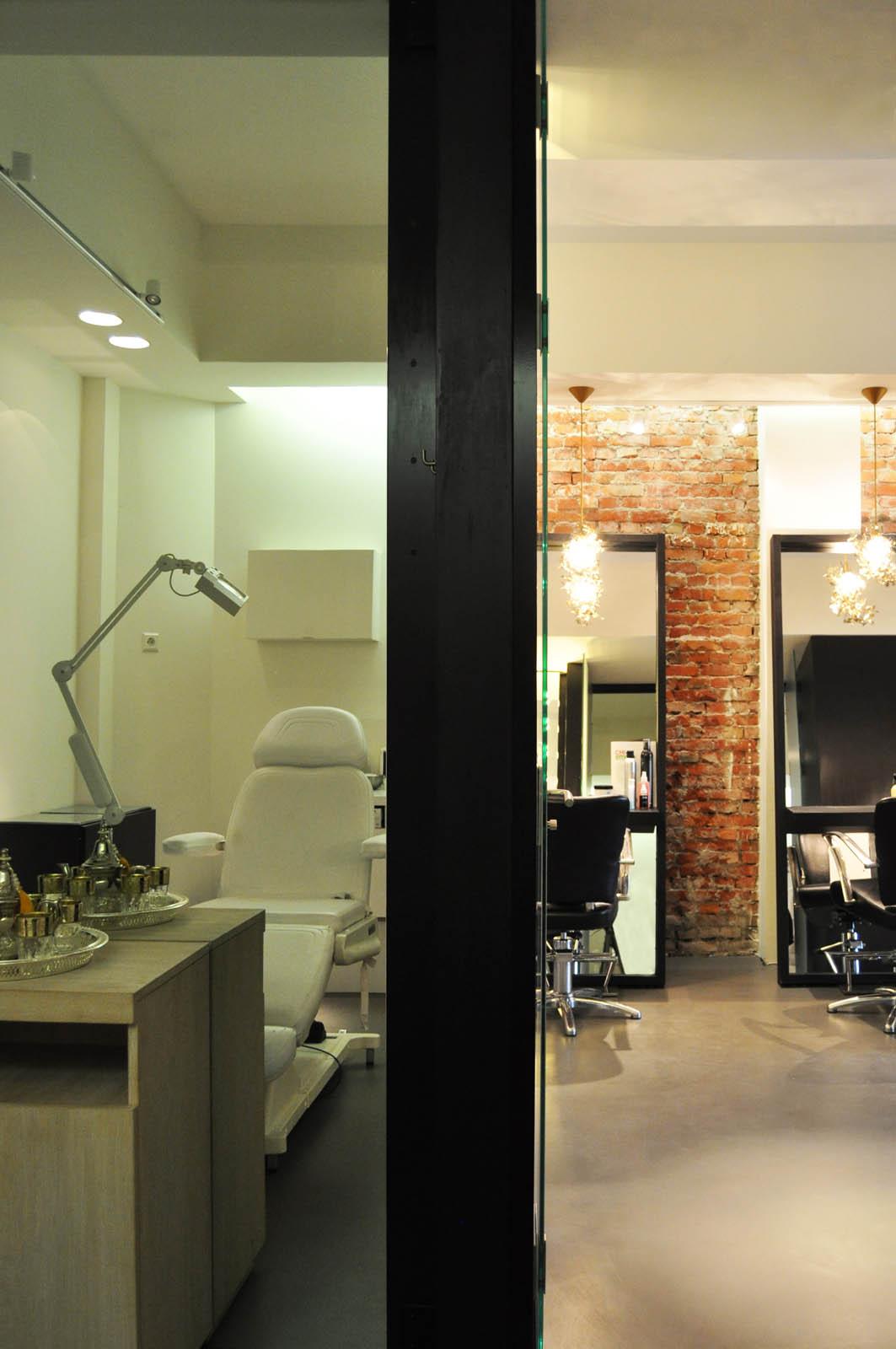 Chair, Beauty salon by Jeroen de Nijs