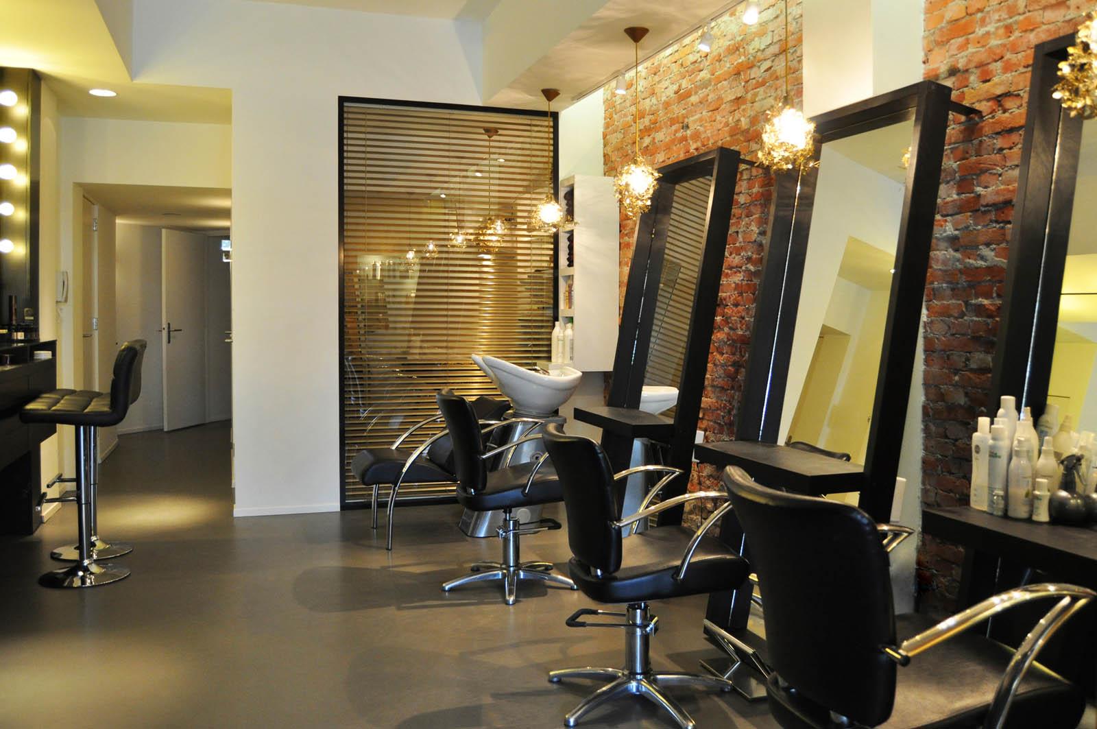 Chairs, Beauty salon by Jeroen de Nijs