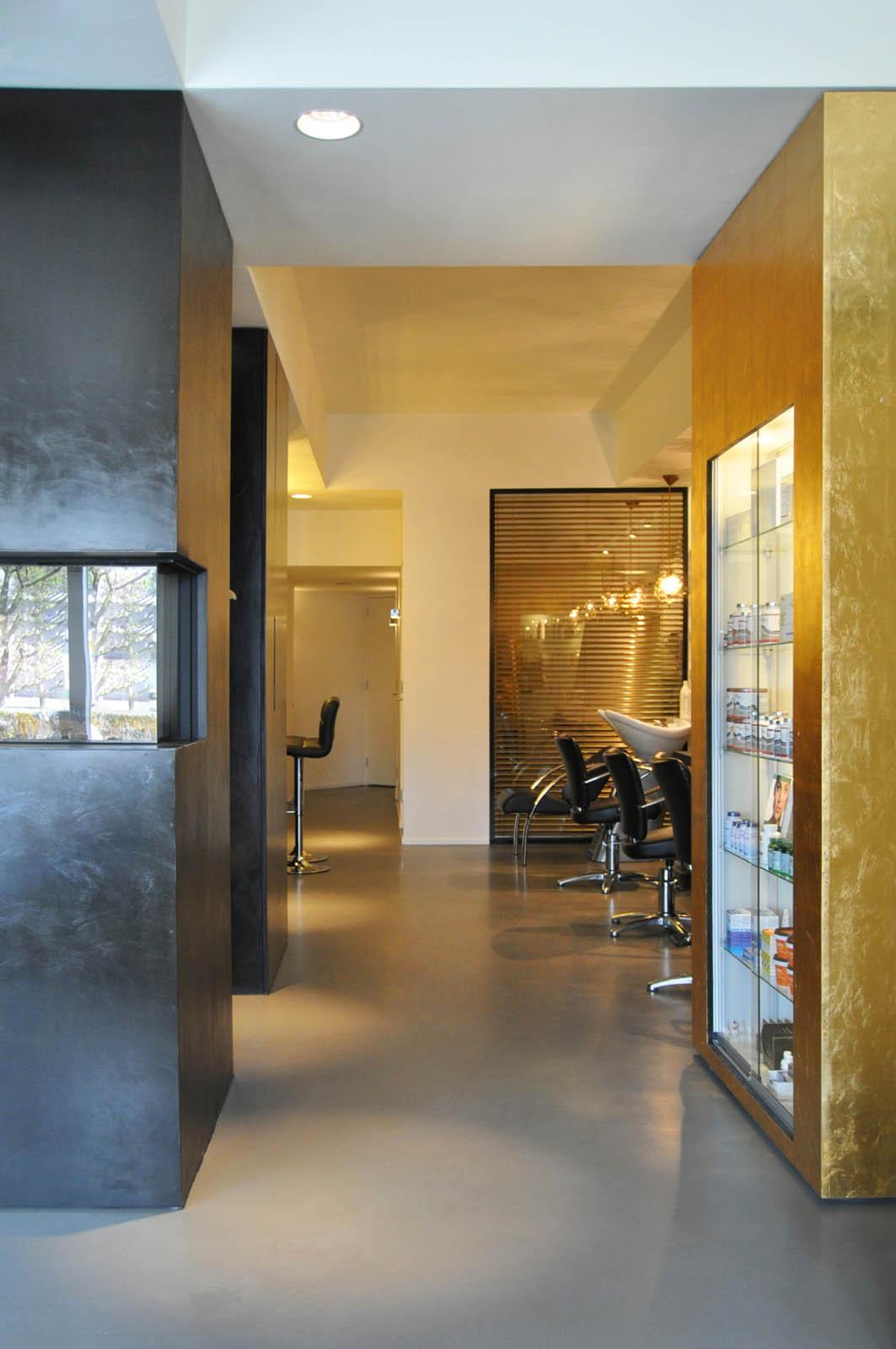 Entrance, Beauty salon by Jeroen de Nijs