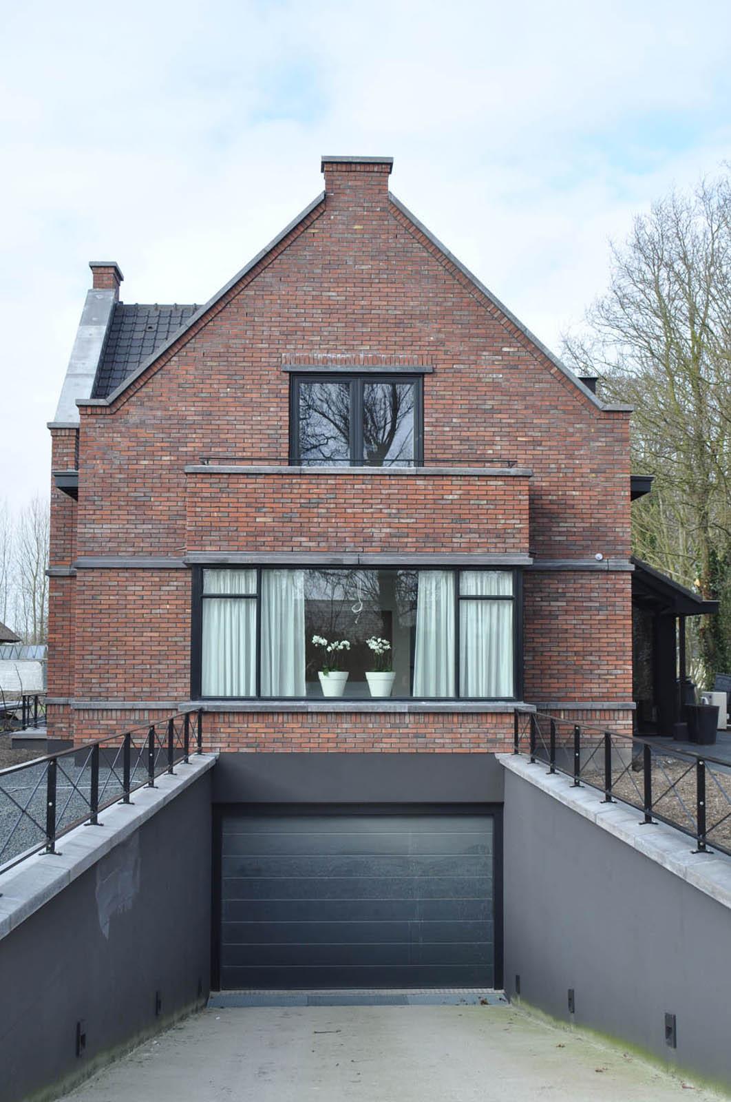 Brickwork, Villa heiloo by Jeroen de Nijs