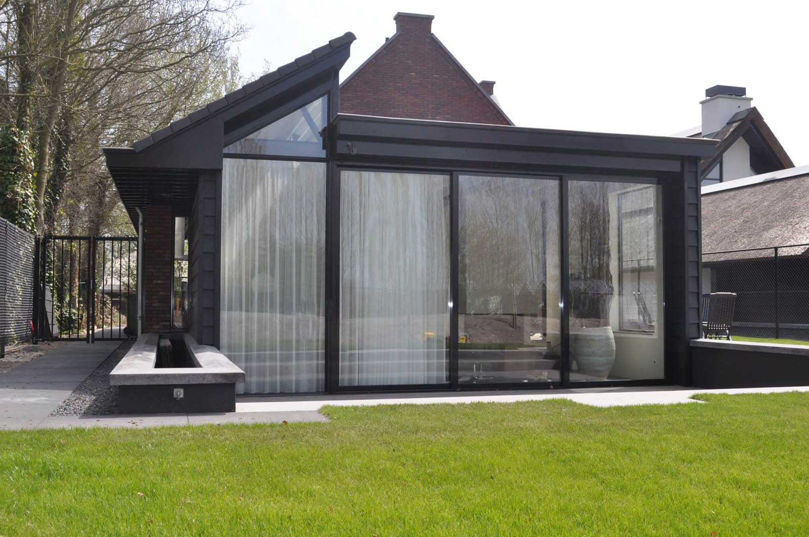 Windows, Villa heiloo by Jeroen de Nijs