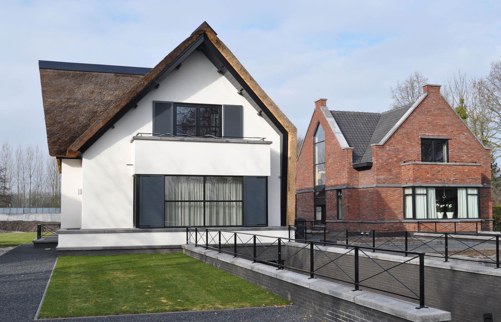 Two, Villa heiloo by Jeroen de Nijs