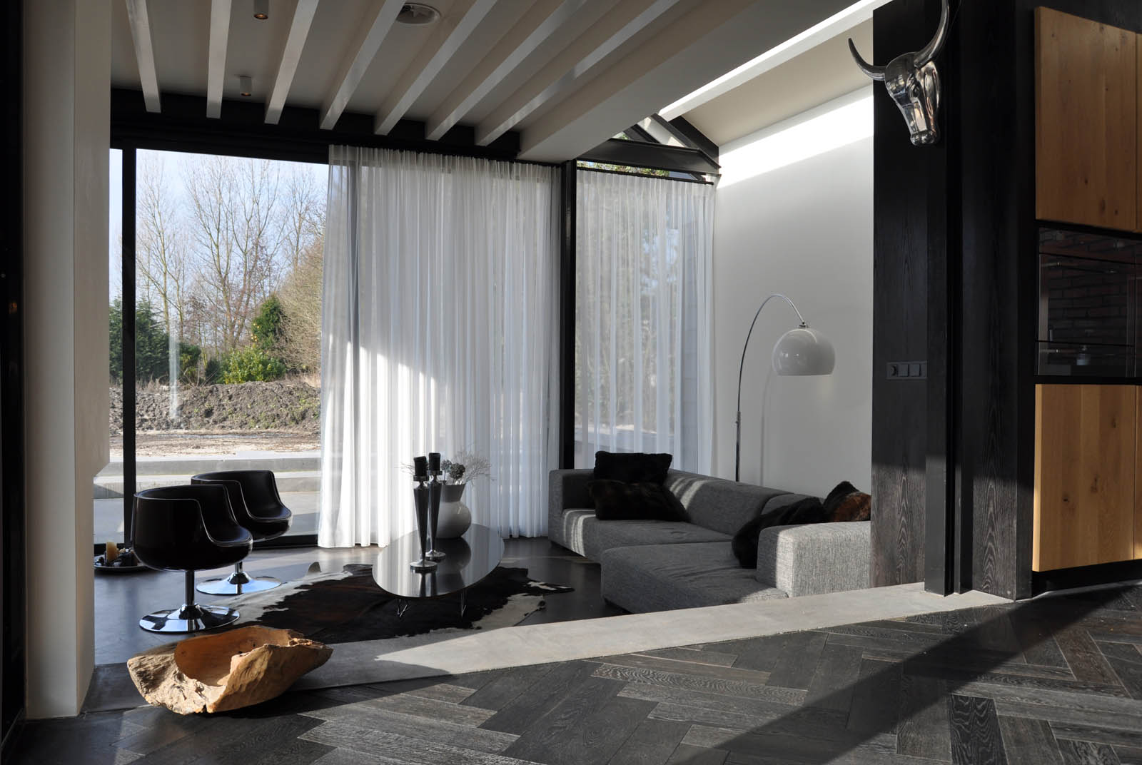 Serre, Villa Heiloo, by Jeroen de Nijs