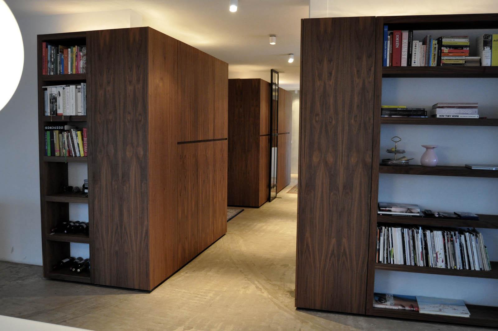 Cabinet, Loft IJ, by Jeroen de Nijs