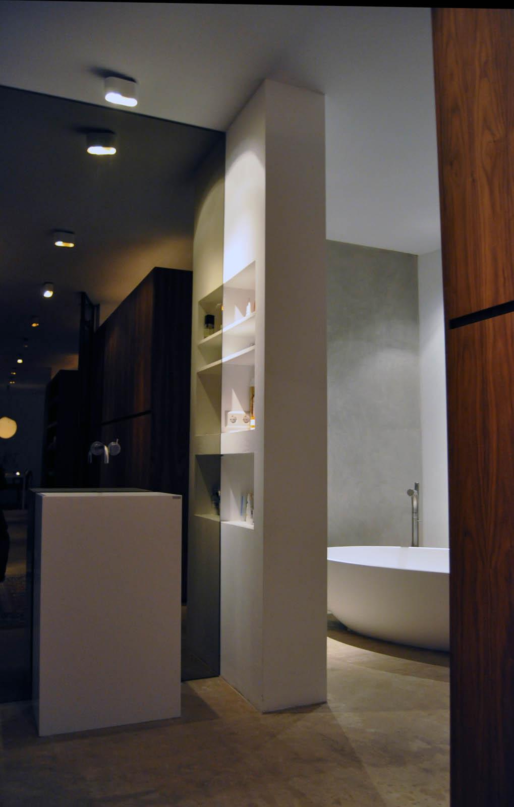 Bathroom, Loft IJ, by Jeroen de Nijs