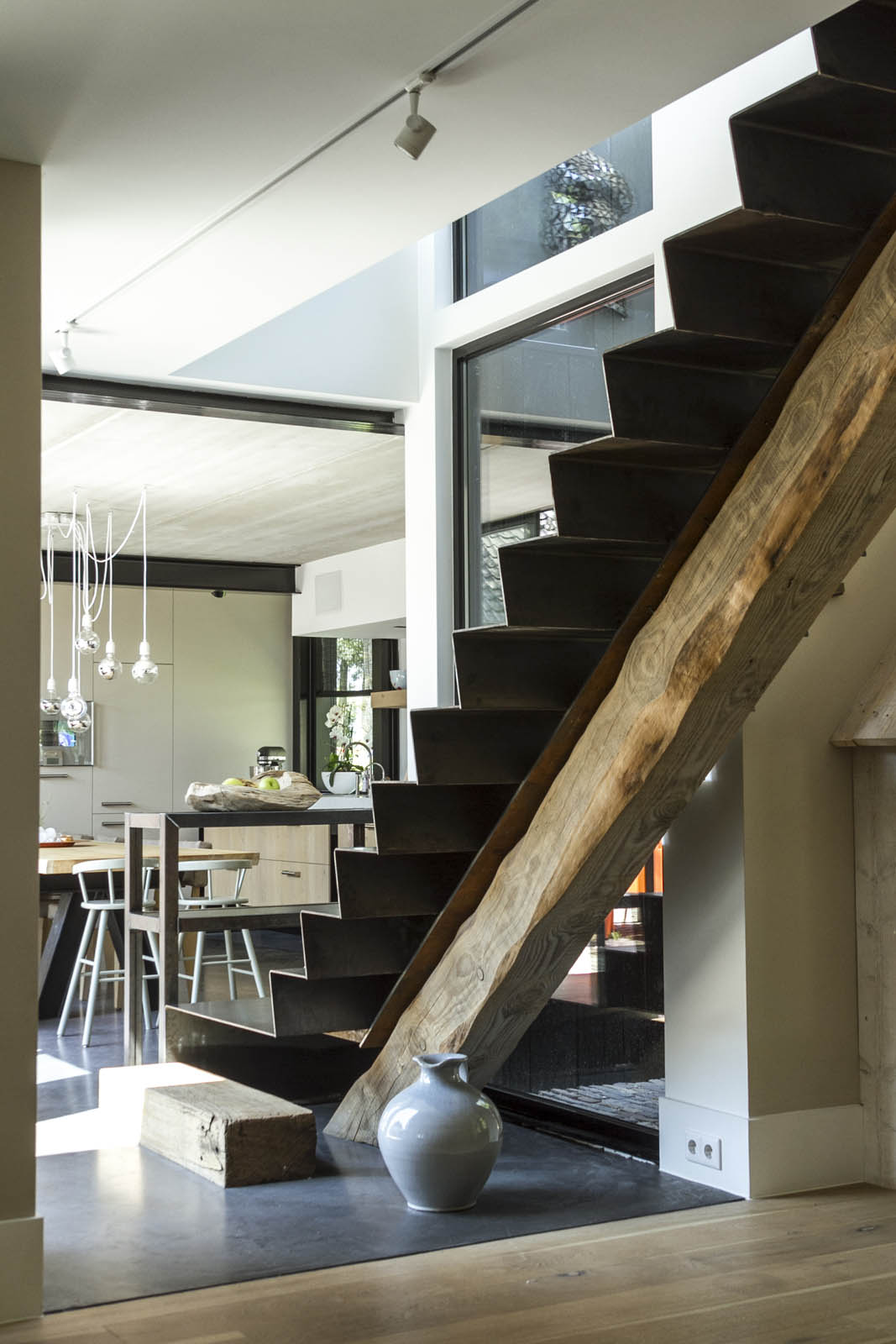 stair, listed building construction,Alkmaar, jeroen de nijs