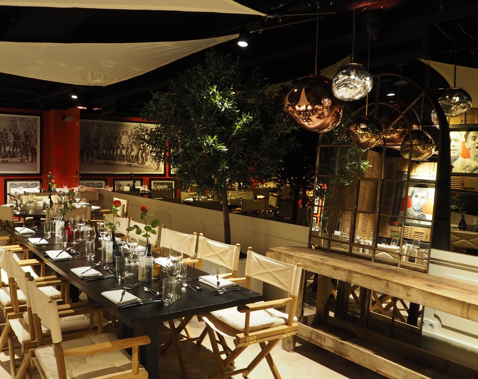 Paardenburg restaurant, Paardenburg bij Bobby, Mirror, Ajax Amsterdam Arena, skybox stadion, by Jeroen de Nijs