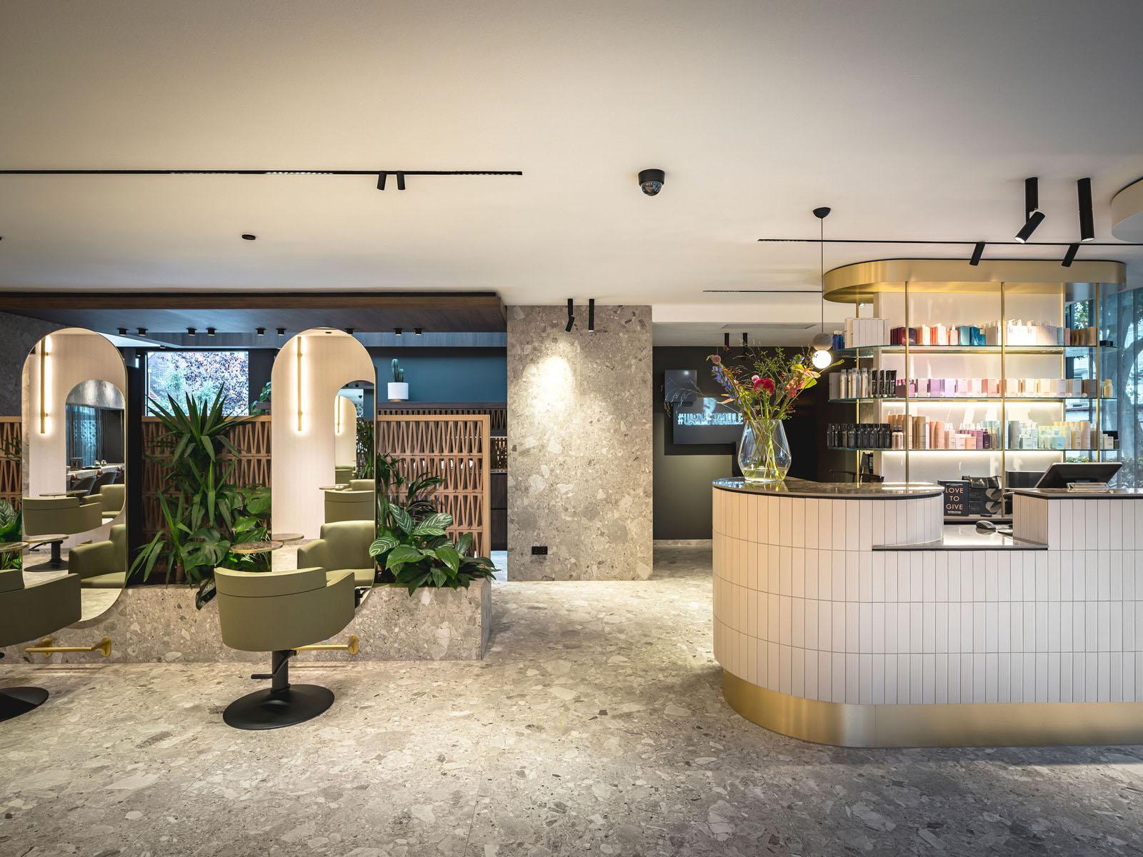 reception salon bosman brutalism jeroen de nijs bni entree