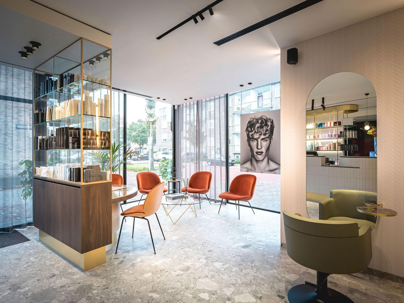 reception salon bosman brutalism jeroen de nijs bni lounge