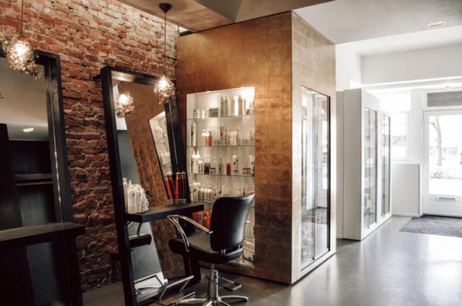 Beauty salon, Amsterdam