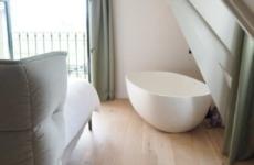Boerderij welgelegen bathroom, Nederland