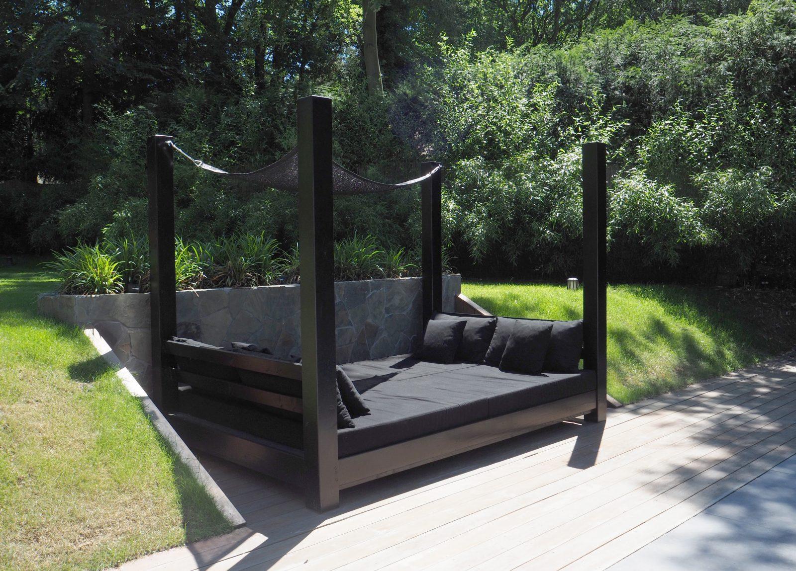 jeroen de nijs bni balibed design oak black sun relax