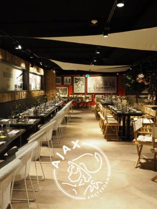 Restaurant Paardenburg, Johan Cruijff ArenA