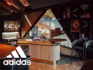 Adidas business unit, de Kuip Rotterdam