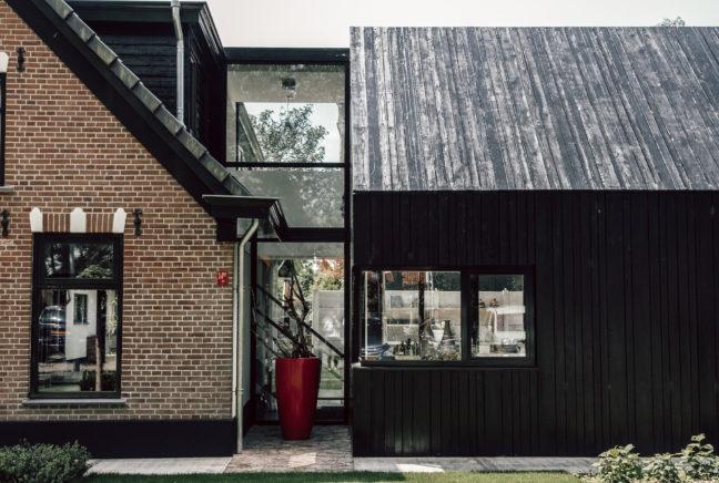 Modern extension, Alkmaar