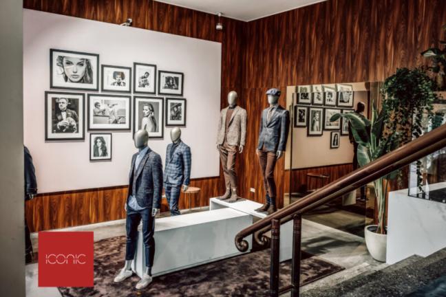 Iconic Men store, Alkmaar