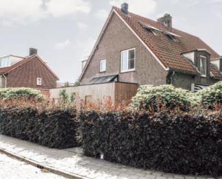 moderne aanbouw, Ouderkerk a/d Amstel