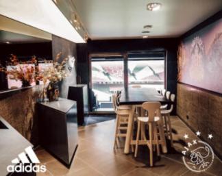 Adidas skybox, Amsterdam ArenA