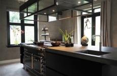 Woonkeuken Ijmuiden, kitchen